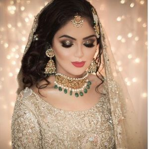 Accessories - Indian/Pakistani bridal jewelry